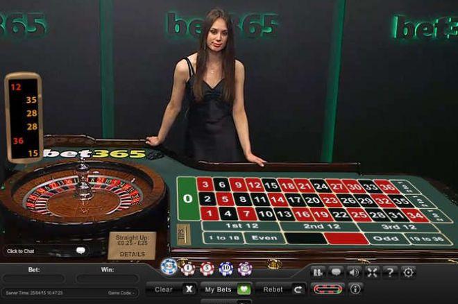 Live Online Casino Games