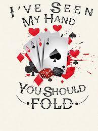 Sweatshirt Poker Comper